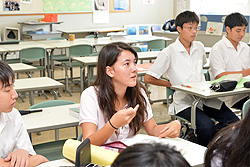 students tamagawa academy ib programmes 玉川学園