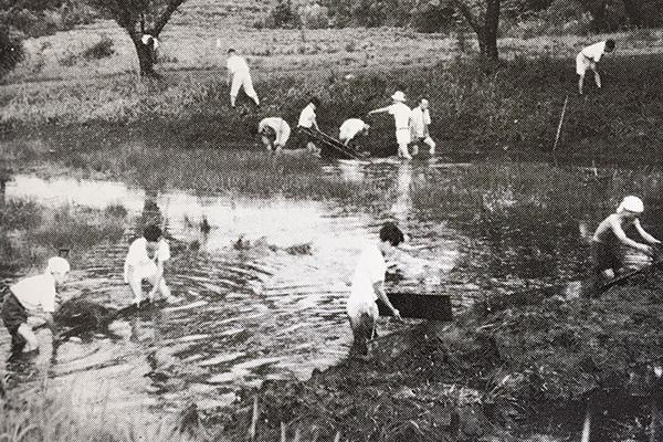 写真で見る玉川学園の歴史⑤ 1946年~1950年